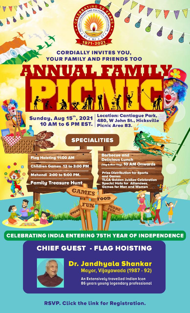 Annual Family Picnic