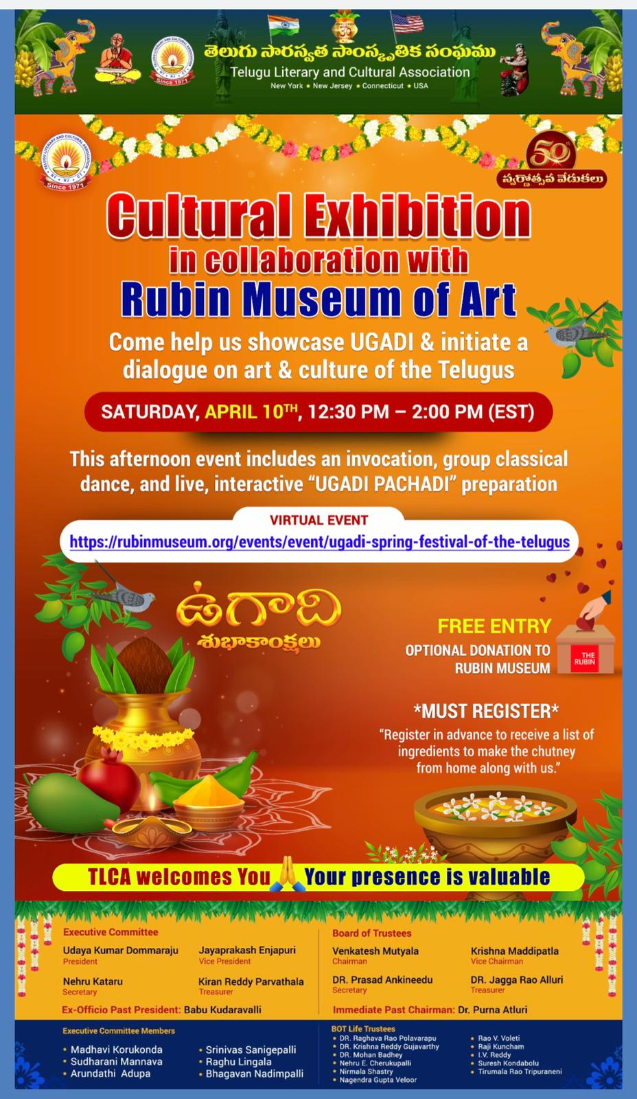 Cultural Exhibition in Collaboration with Rubin Museum of Art