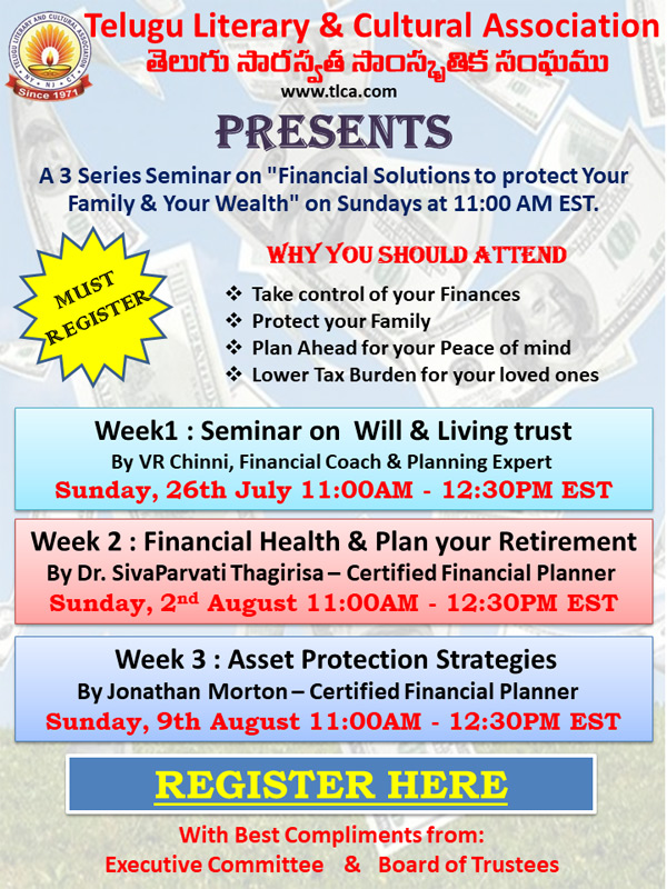 Seminar on Asset Protection Strategies
